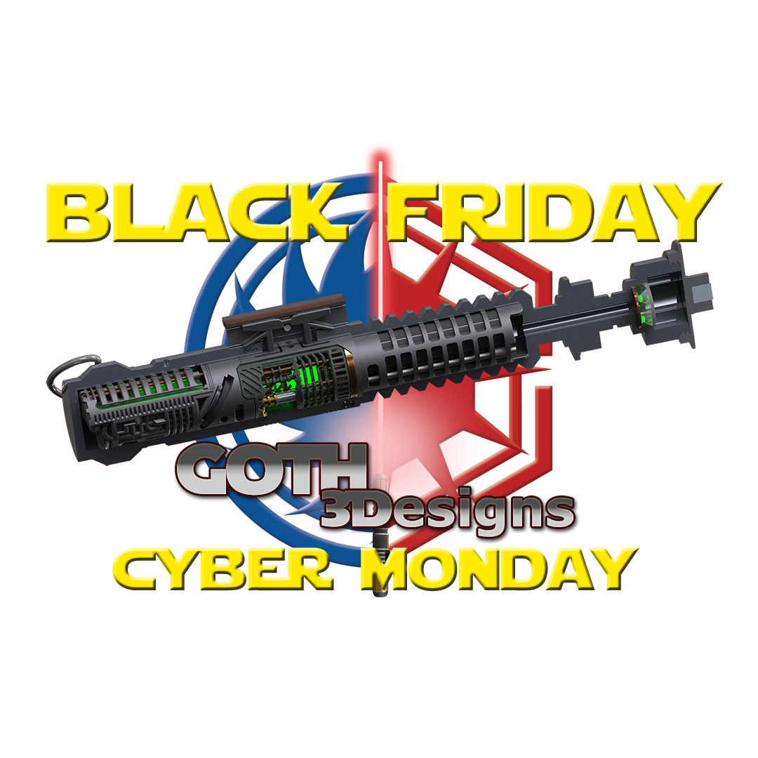 BLACK FRIDAY / CYBER MONDAY 2017