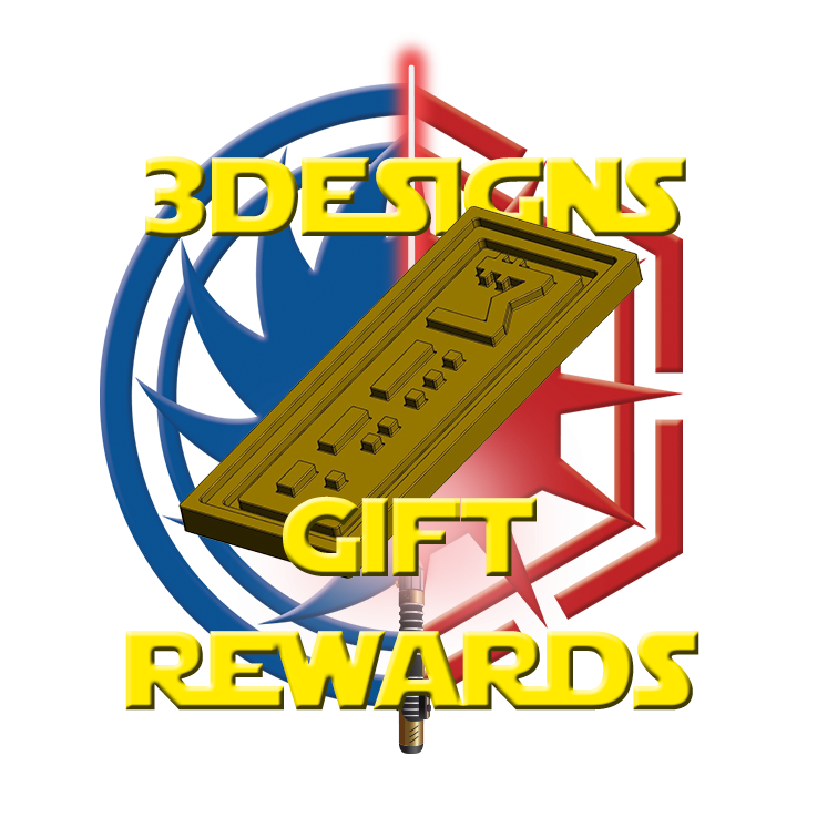 3Designs Gift Rewards