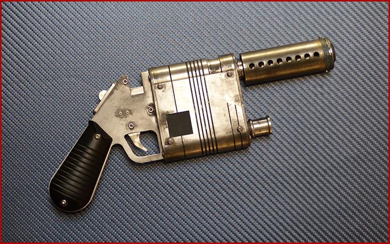 Rey's Blaster (NerfworXlab)