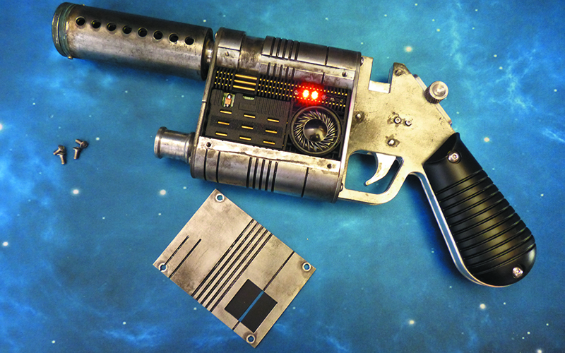 Rey's Blaster (NerfworXlab) - Gallery Image 4