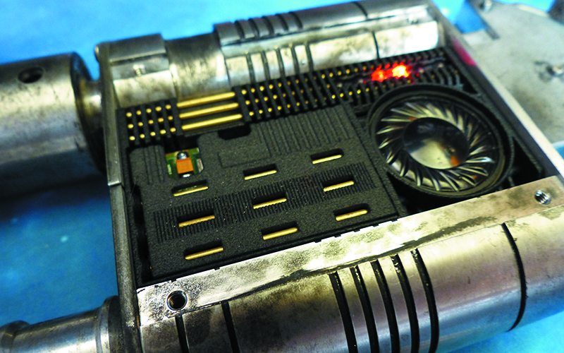 Rey's Blaster (NerfworXlab) - Gallery Image 5