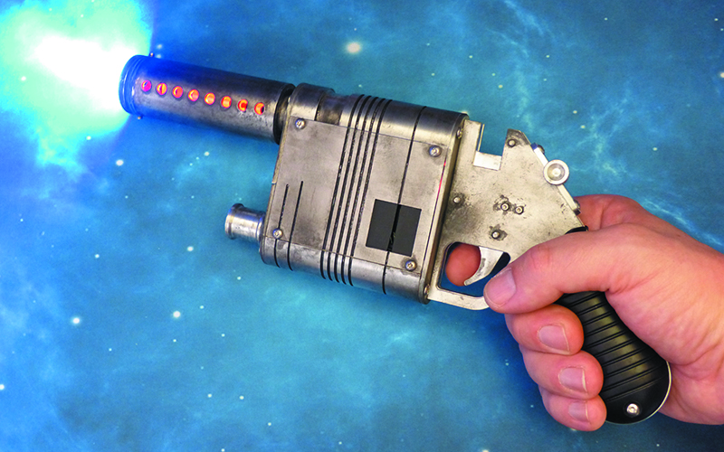 Rey's Blaster (NerfworXlab) - Gallery Image 7